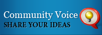 Community Voice - Share Your Ideas